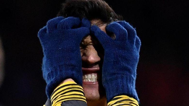 """Bandar Bola - Sanchez Frustrasi Setelah Arsenal Bermain Imbang"""