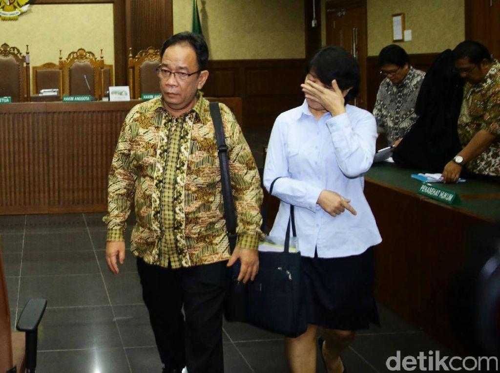 PK Penyuap Eks Ketua DPD Irman Gusman Ditolak