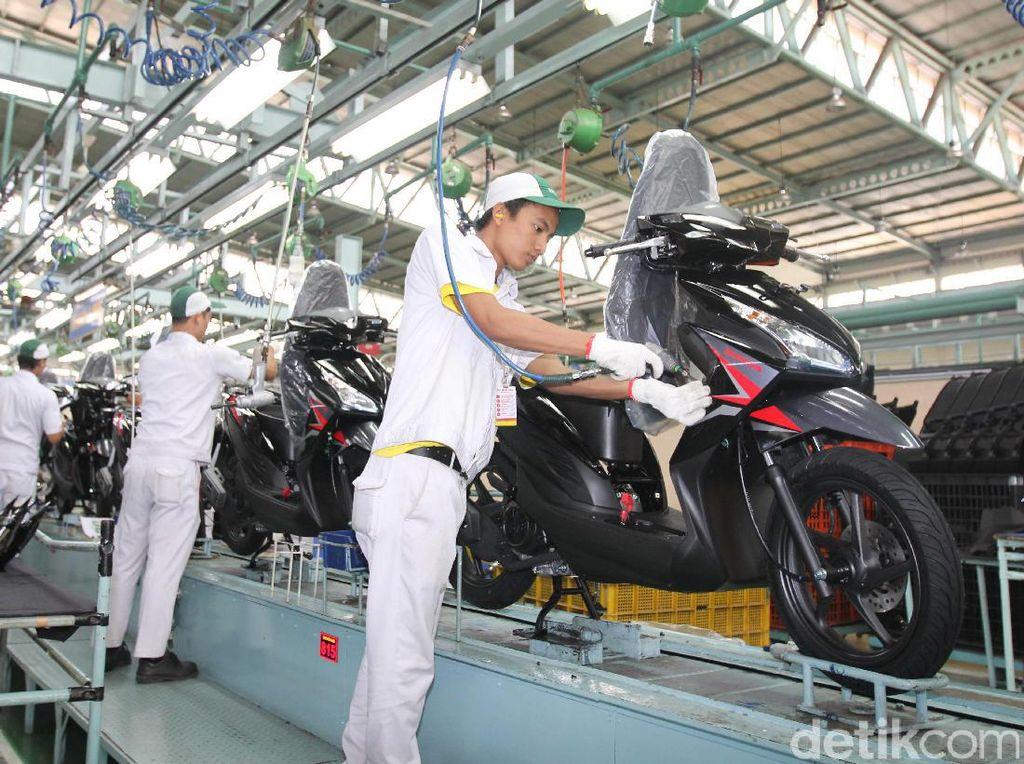 Honda Vario Ganti Baju di Awal Tahun