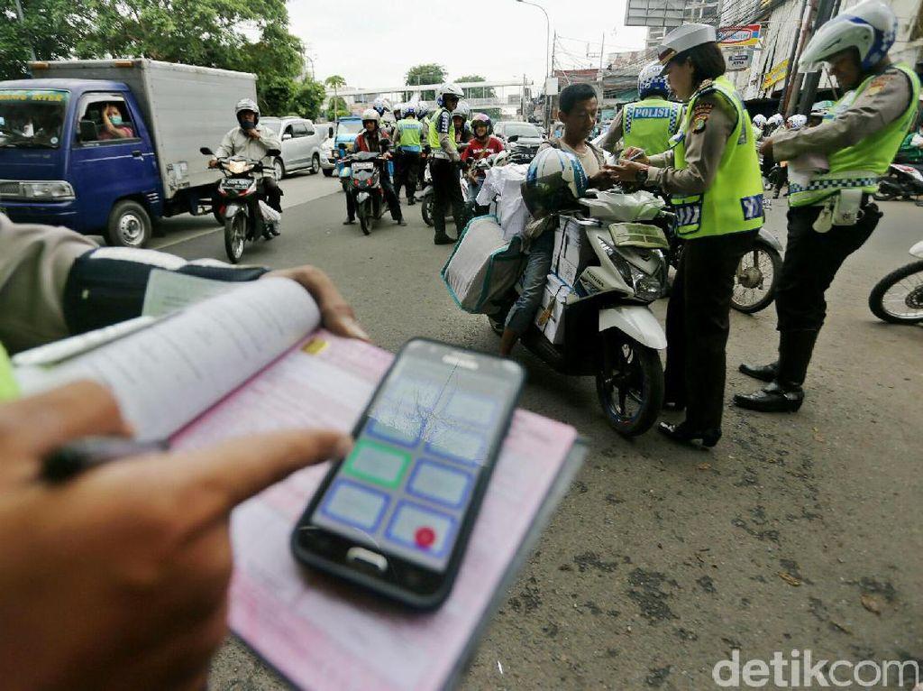 Wilayah Bekasi yang Akan Dipasang Kamera Tilang Elektronik