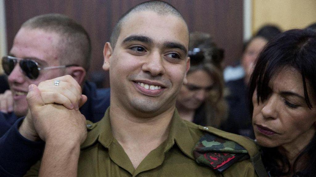 Tentara Israel Didakwa Bersalah Atas Penembakan Pria Palestina