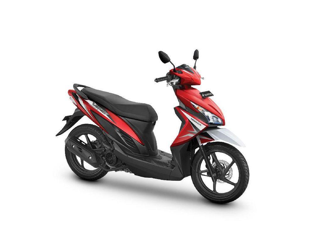 Vario 110 cc Disuntik Mati, Suku Cadang Masih Aman?