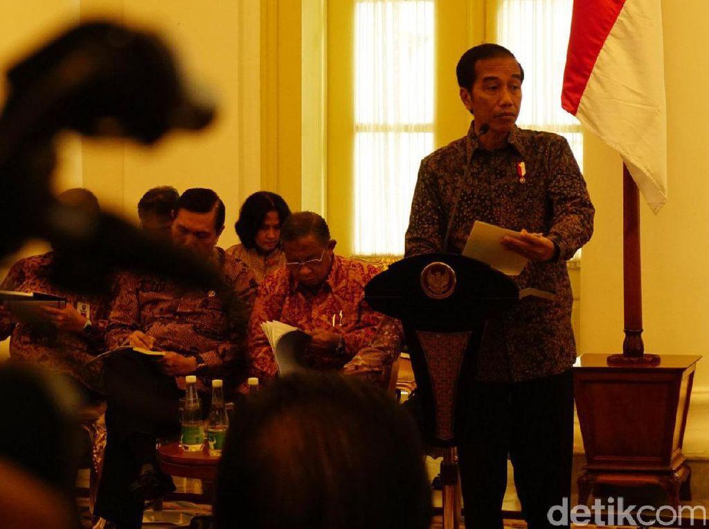 Jokowi Sebut Kebijakan TKDN di RI Cuma Sekadar Syarat