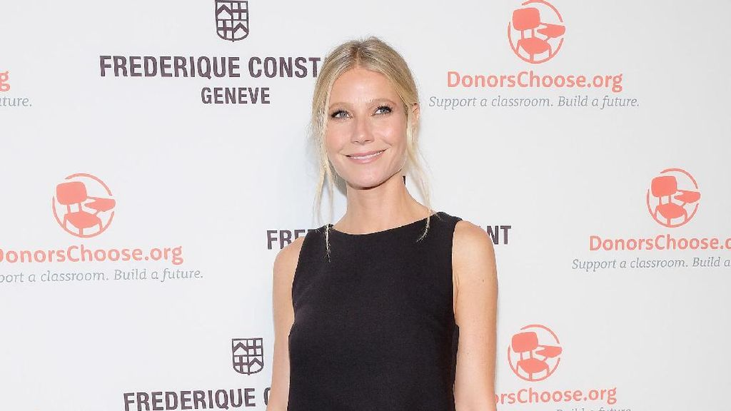 Gwyneth Paltrow Curhat Bagaimana Stresnya Punya Anak Remaja