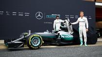 Mercedes Ungkap Tanggal Peluncuran Mobil F1 2017