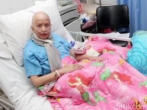 Berkah Yana Zein Bisa Jalani Pengobatan Kanker ke China Gratis