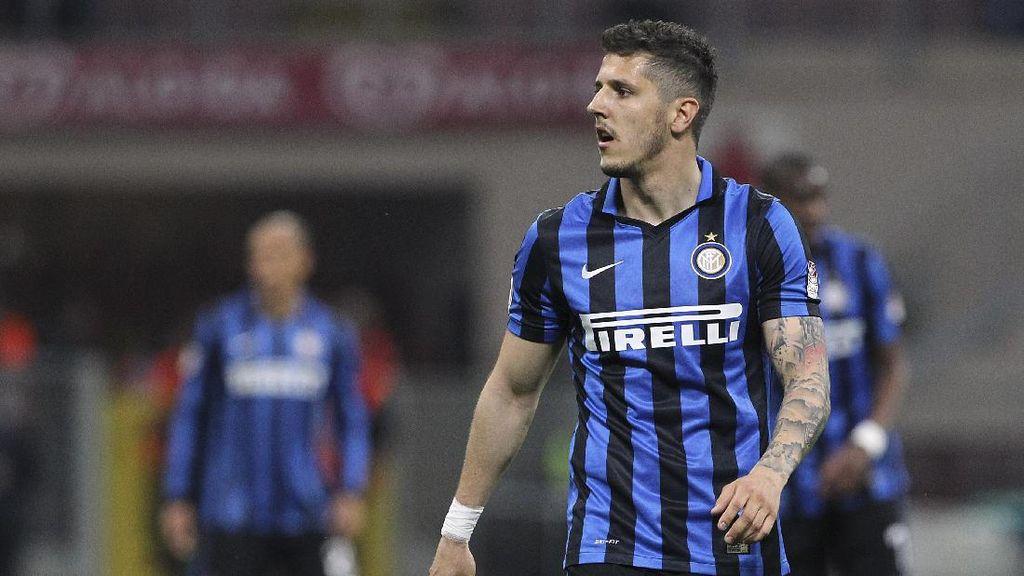 Tak Dijamin Jadi Starter, Jovetic Siap Tinggalkan Inter?