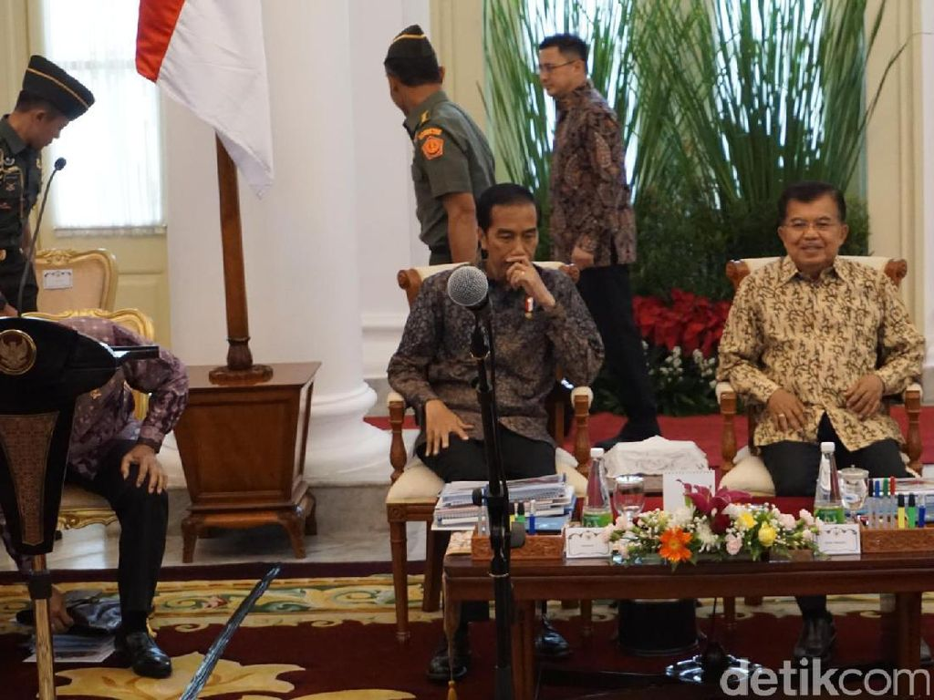 Cara Jokowi Agar Lagu Lama Pembangunan Nasional Tak Terulang