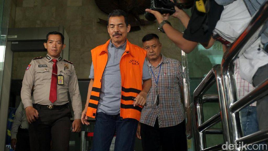 Pemeriksaan Lanjutan Jaksa Farizal