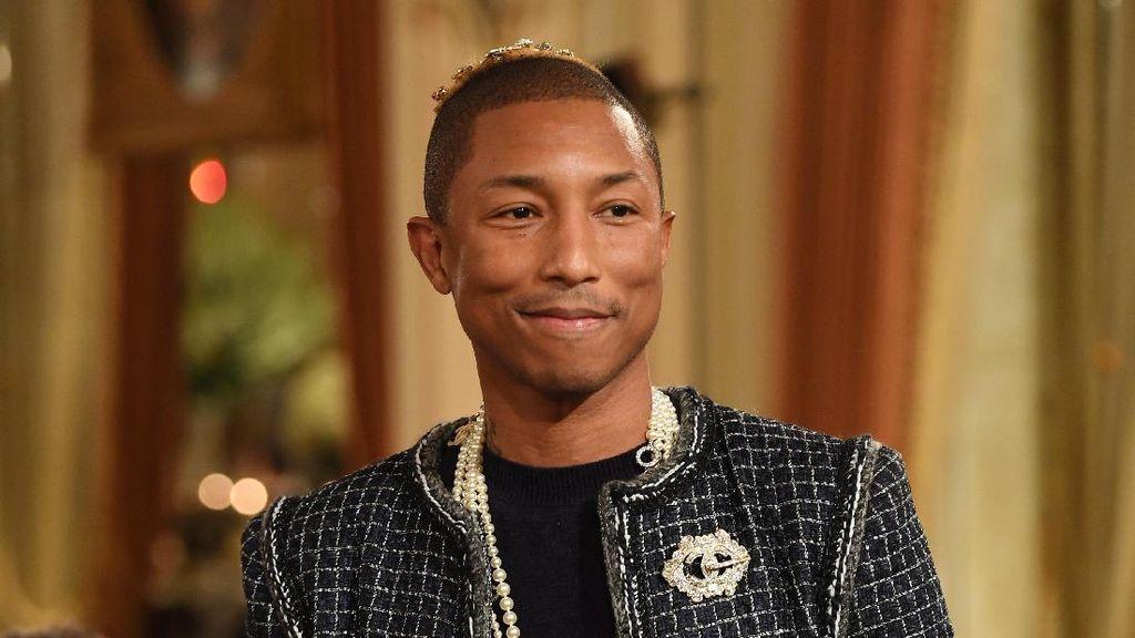 Pharrell Williams Segera Bintangi Iklan Tas Chanel Perdananya