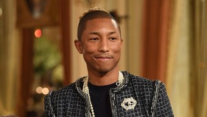 Pharrell Williams Rilis Yellow Light untuk Despicable Me 3