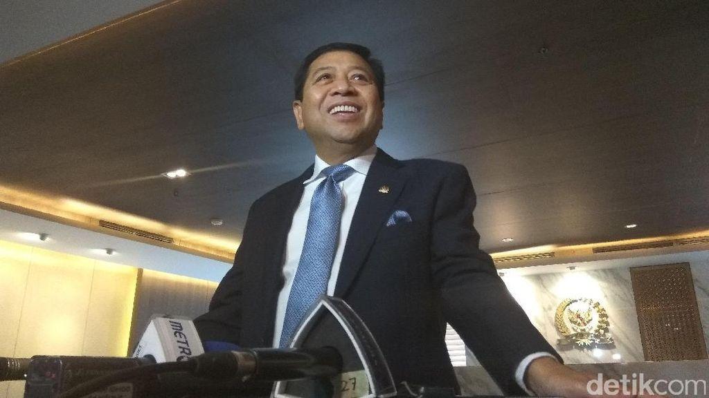Usul Ambang Batas Parlemen 10%, Golkar: Partai Kecil Pasti Mau