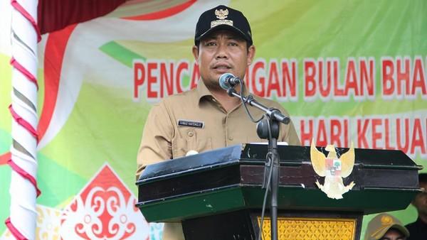 Polisi Cek Buku Nikah Bupati Katingan dengan FY di Bogor