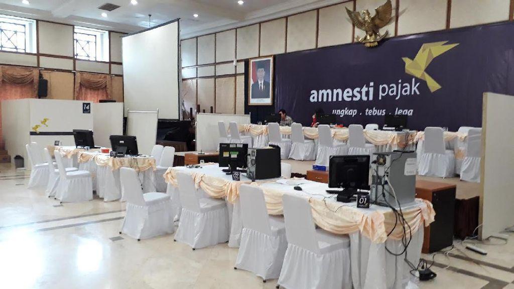 Hasil Tax Amnesty: Dana WNI Rp 112 T Pulang Kampung ke RI