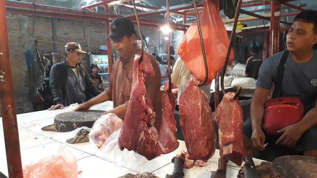 Harga Daging di RI Tertinggi Rp 150.000/kg, Negara Tetangga Berapa?