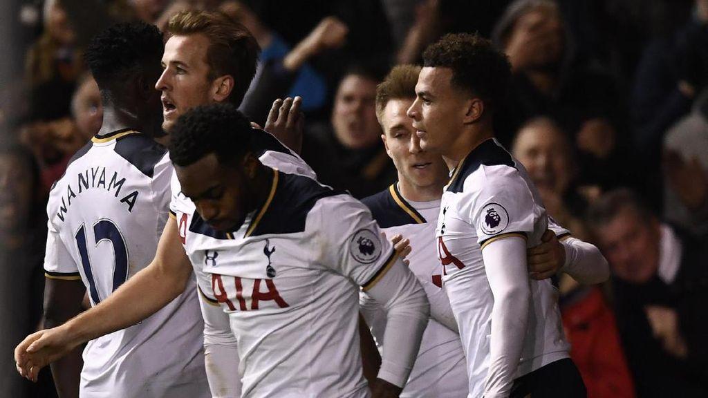 Dalam Momentum Bagus, Spurs Percaya Diri Taklukkan City