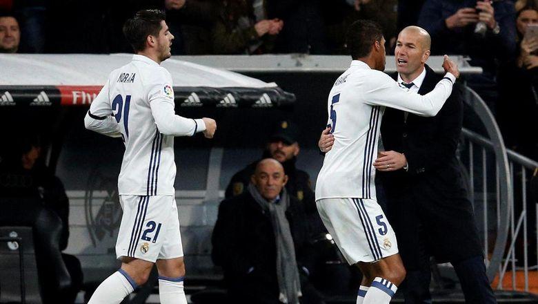 """""""Bandar Poker - Zidane: Di Leg Kedua Madrid Belum Tentu Bisa Lolos"""""""