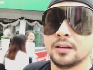 Usai Hadiri Gay Music Festival Bangkok, Caren Delano Senang Kembali ke Indonesia