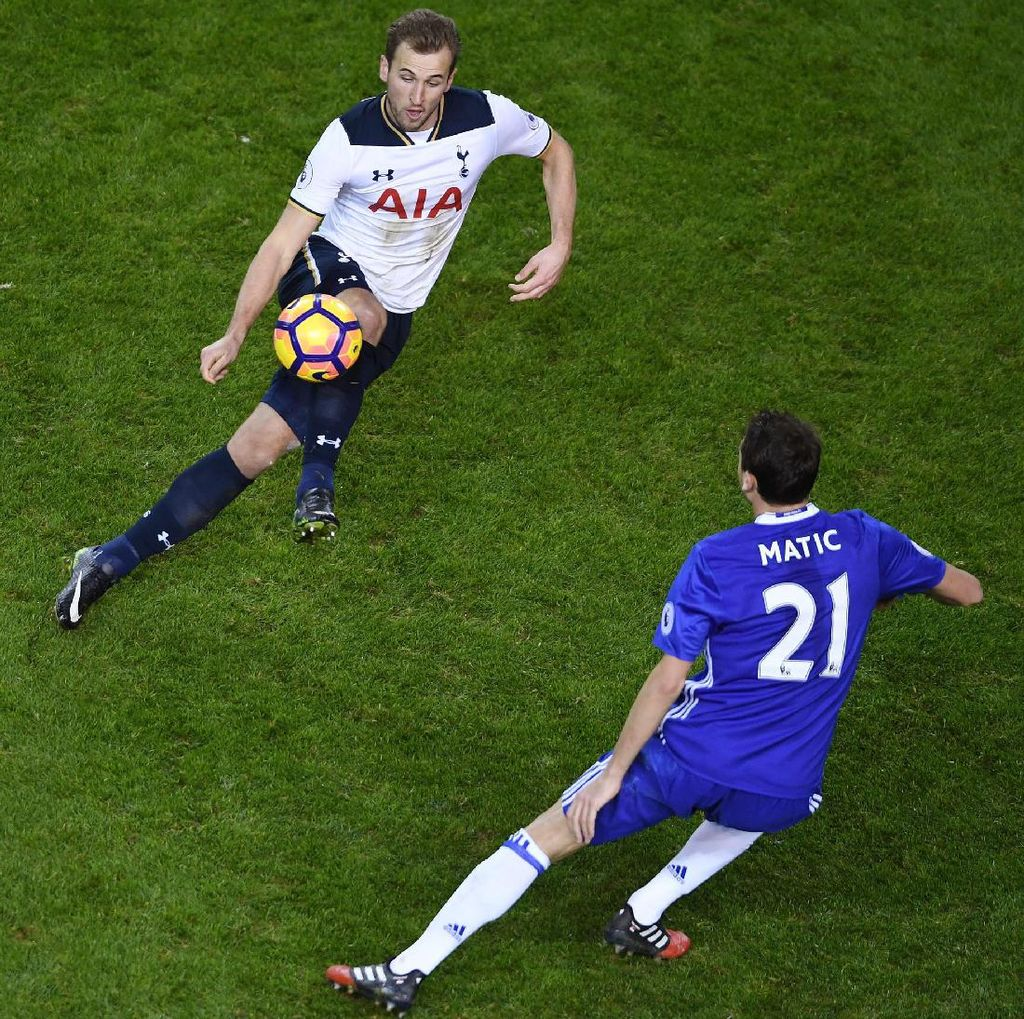 Chelsea Bikin Spurs Termotivasi