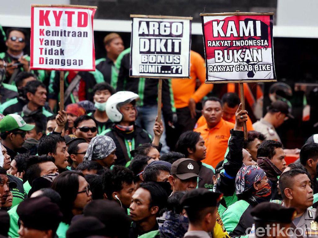 Demo GrabBike: Argo Dikit, Bonus Rumit!