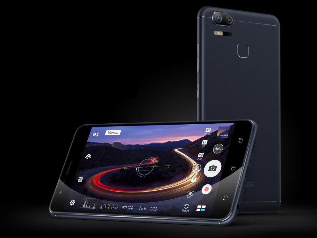 ZenFone 3 Kini Bisa Cicipi Android Nougat