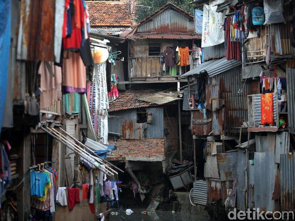 Kemiskinan di Bawah 10% Dikritik, Istana: Tak Ada yang Ditutupi