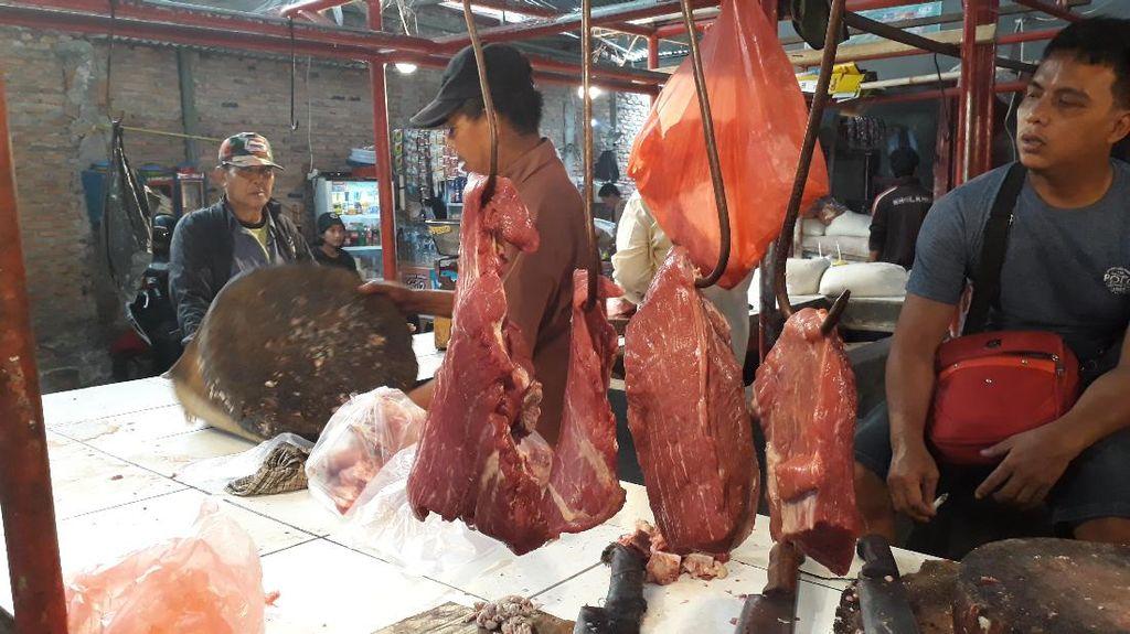 Harga Daging Sapi Lokal Rp 120.000/Kg di Awal 2017