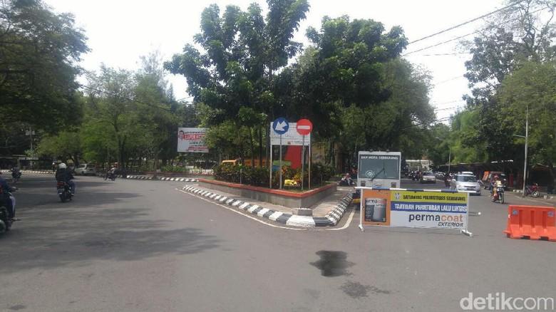 3 Jalan Protokol di Kota Semarang Jadi Satu Arah Rabu Esok