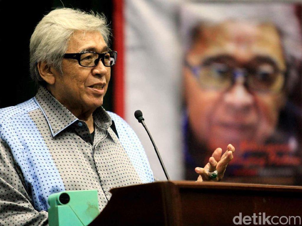 Taufiq Kiemas Diusulkan Jadi Bapak Empat Pilar MPR