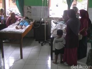 21 Murid SD di Mojokerto Keracunan Pecel dan Soto Ayam