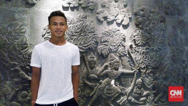 Osvaldo Haay jadi salah satu pemain Persipura Jayapura yang pindah.