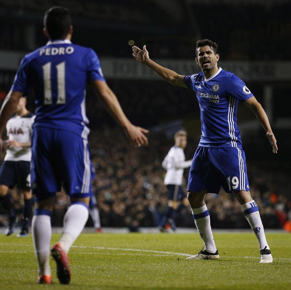 Chelsea Tak Tergantung pada Costa