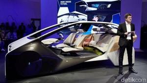 Intip Interior Mobil Masa Depan BMW