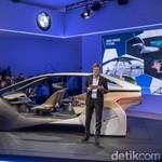 Canggih dan Mewahnya Interior Mobil Masa Depan BMW