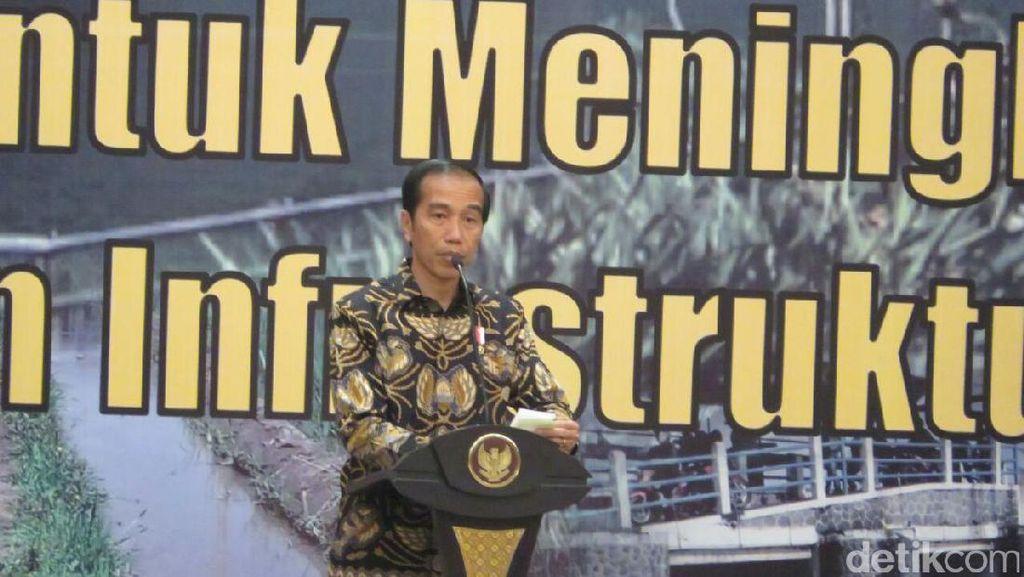 KPK: Pak Jokowi Minta Awasi Sektor Pertanian