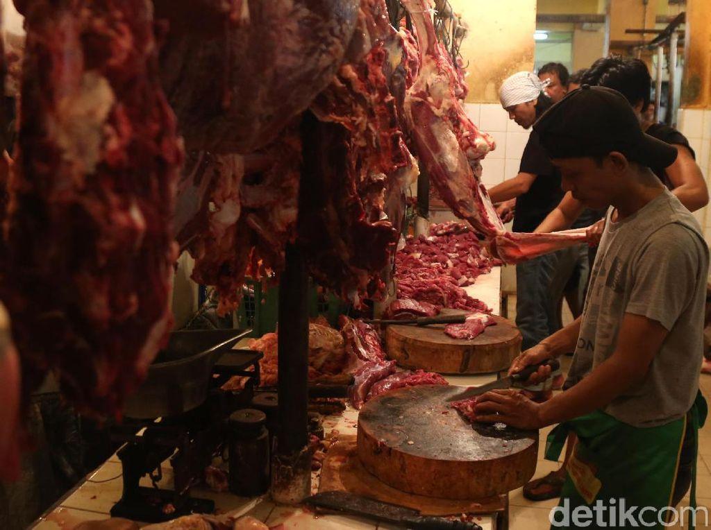 Penuhi Kebutuhan Hingga Lebaran, RI Butuh 64.552 Ton Daging