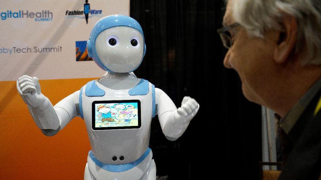 Ancaman Robot Curi Pekerjaan Manusia Makin Mengkhawatirkan