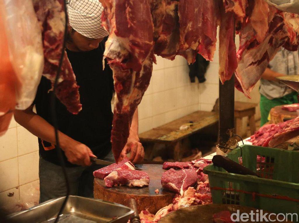 Kementan: Pasokan Daging Surplus 11.000 Ton, Lebaran Aman