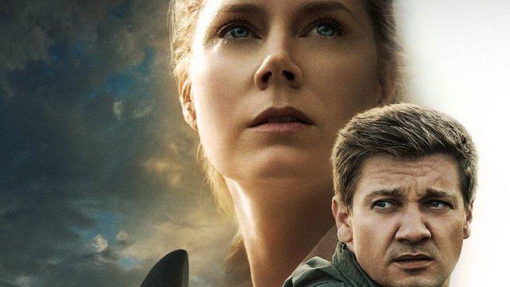 Arrival Dijagokan Menang Best Adapted Screenplay