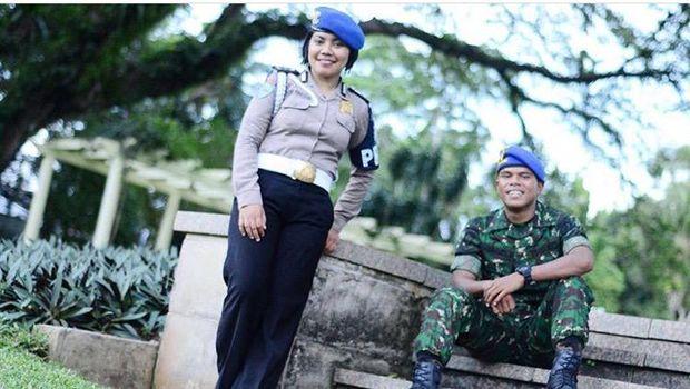 Selamat Hari TNI, Manahati!