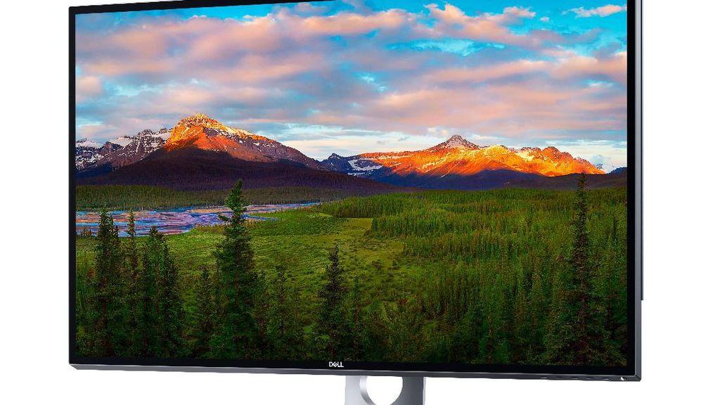 Monitor 8K Pertama di Dunia Dibanderol Rp 66 Juta