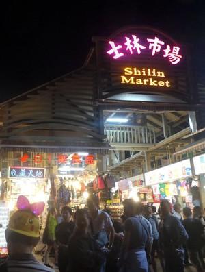 Wisata Malamnya Taiwan: Shilin Night Market