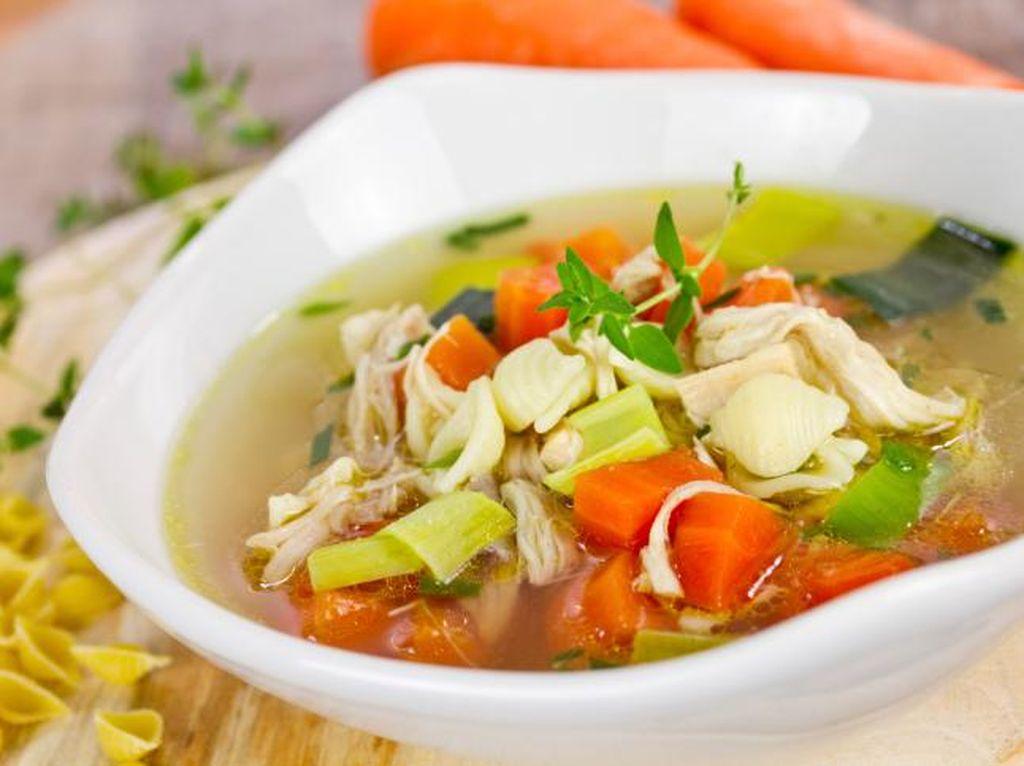 Sup yang Anda Bikin Kurang Enak Rasanya? 5 Hal Ini Bisa Jadi Penyebabnya