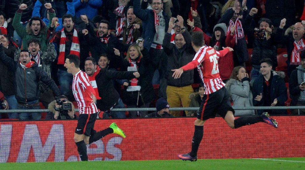 Bilbao Tundukkan Barca 2-1