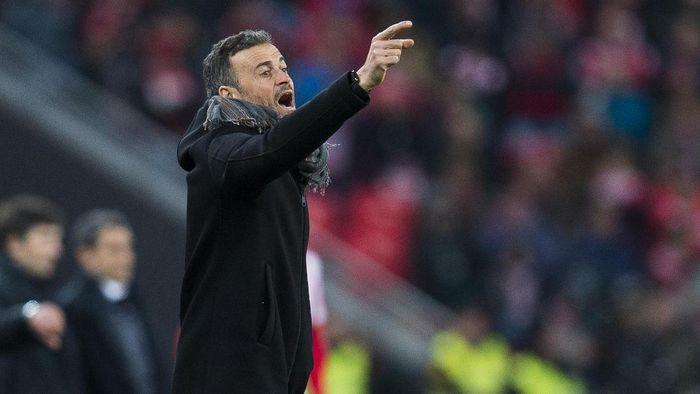 Luis Enrique resmi pelatih Spanyol. (Foto: Getty Images/Juan Manuel Serrano Arce)