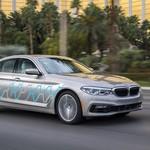 BMW Buat Seri 5 Versi Otonom