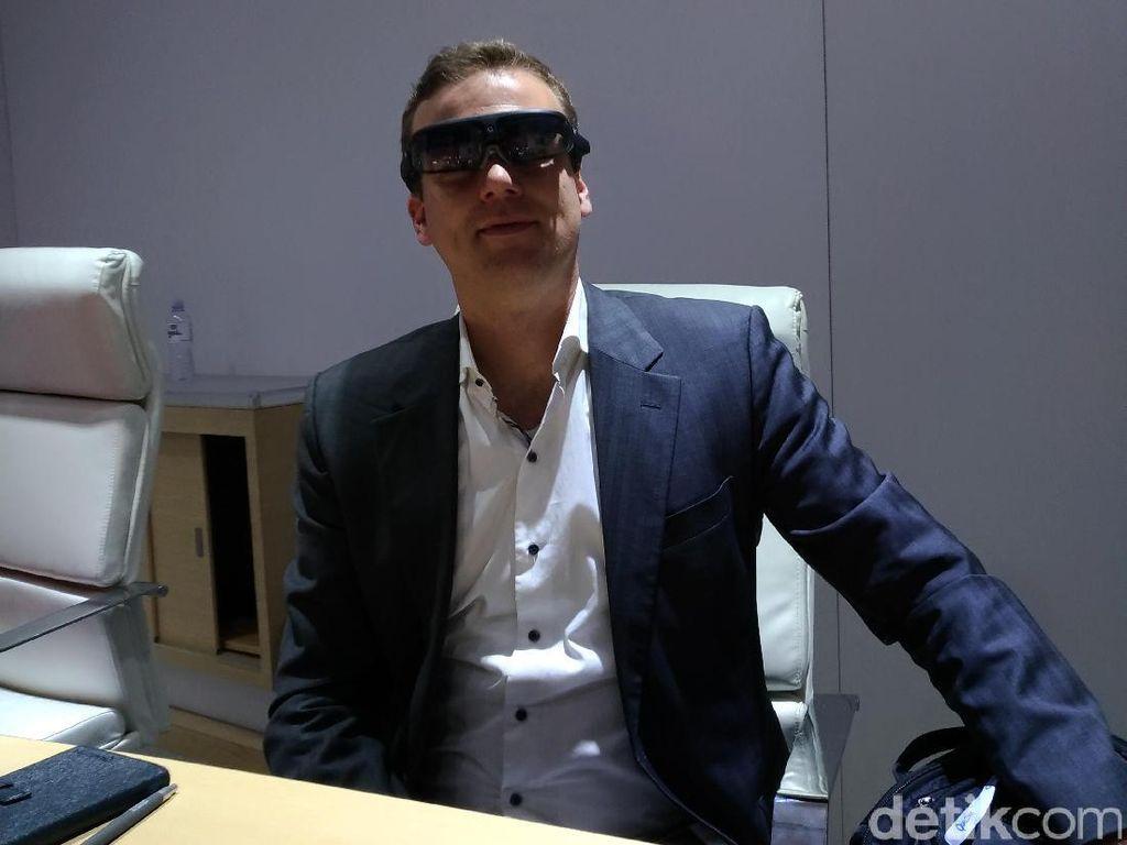 Kapan Ya di Indonesia Ada Arena VR Keren Kayak Gini