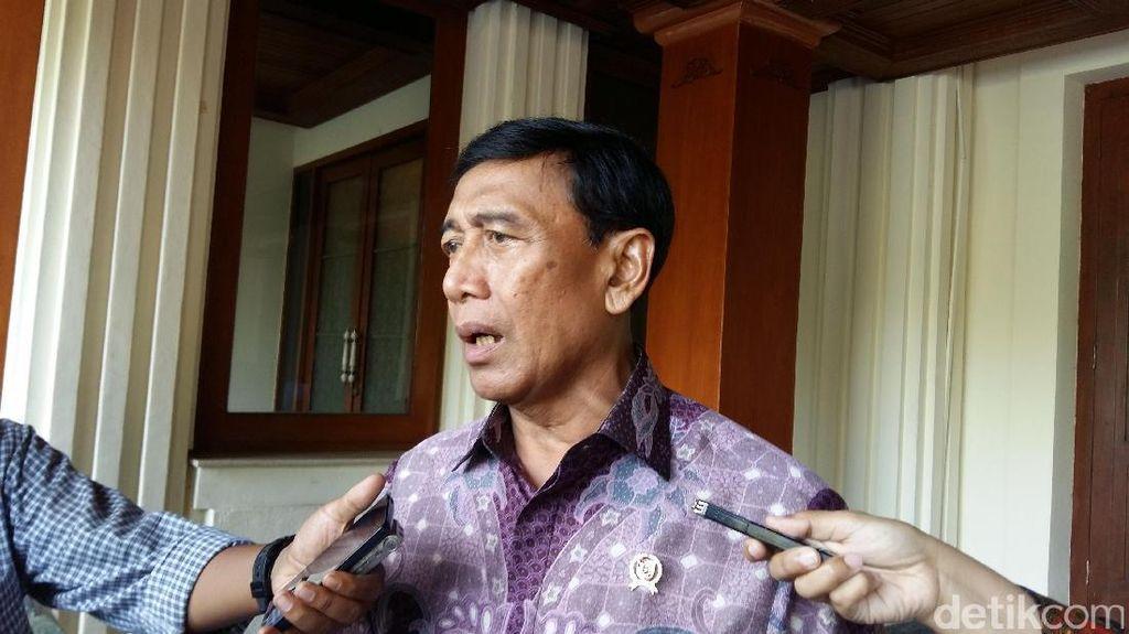 PP PBSI Kabinet Wiranto Akan Dilantik 19 Januari