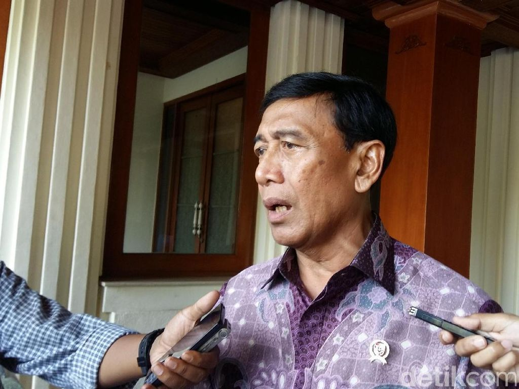 Wiranto: Ada Kecenderungan Kampus Jadi Tempat Pembinaan Radikalisme