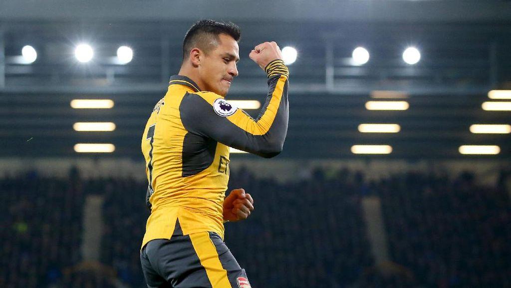 Sanchez Sangat Bahagia dan Nyaman di Arsenal